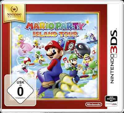 Nintendo 3Ds Mario Party Island Tours Selects New