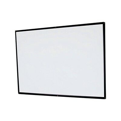 07S8 60 inch 16:9 Fabric Material Matte White Projector Projection Screen