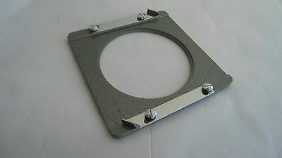 Linhof lens board (panel) adapter for Rittreck-View (Rittreckview) camera