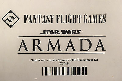 Fantasy Flight Games Star Wars Armada 2016 Summer Tournament Kit Sealed