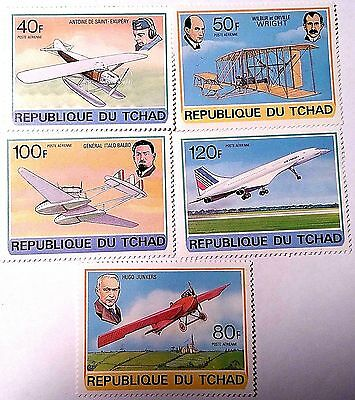Republic Du Tchad   Stamps Mint/nh ...worldwide Stamps