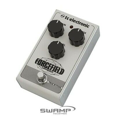 TC-Electronic Forcefield - Analog Compressor Guitar Effects Pedal