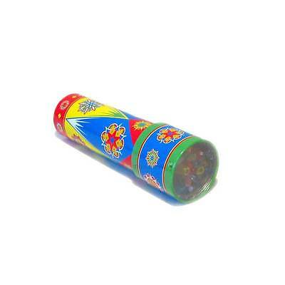Classic Tin Kaleidoscope, Orginal Schylling, Tinplate Toy Kaleidoscope