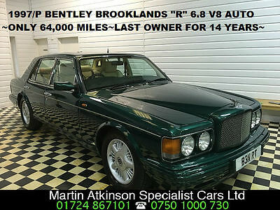 """1997 P Bentley Brooklands """"R"""" 6.8 V8 Automatic ONLY 64,000 MILES~"""