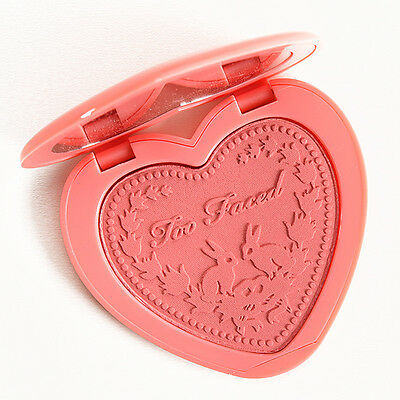 Too Faced Love Flush Long Lasting Blush in Love Hangover - NIB