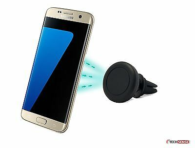 In Car Magnetic Air Vent Phone Holder|Universal iPhone Samsung HTC Mount Cradle