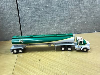 BP Toy Tanker Truck with Dual Sound Switch and real lights Limited Edition
