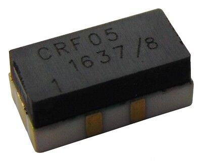 CRR05-1A -  Reed Relay, SPST-NO, 5 VDC, CRR Series, SMD, 150 ohm, 500 mA