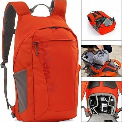Lowepro Photo Hatchback 22L AW Backpack Bag With Weather Cover *UK*