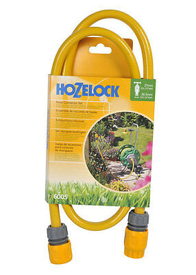 Hozelock Hose Reel Connector Set 6005 AUS Stock