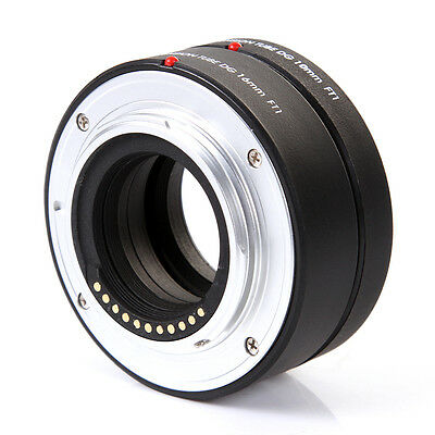 Automatic Macro Extension Tube Ring for Olympus Panasonic four thirds Micro M4/3