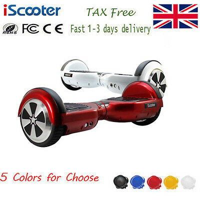 2 WHEEL SELF BALANCING ELECTRIC  SCOOTER  BALANCE BOARD SWEGWAY  Iscooter