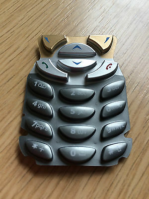GENUINE NOKIA 6310i - KEYPAD KEYBOARD REPLACEMENT BUTTONS, QUALITY PART