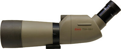 Kowa TSN-661 Spotting scope with 20x wide eyepiece and case.