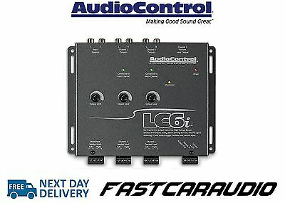 AudioControl LC6i - 6 Channel Line Output Convertor