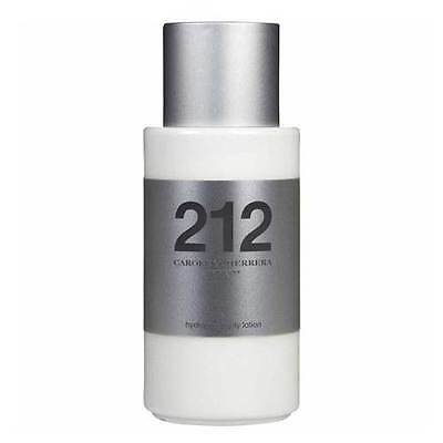 Carolina Herrera 212 Hydrating Body Lotion 200ml brand new and sealed for her