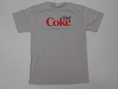 Diet Coke Tee Shirt (Medium) - FREE SHIPPING