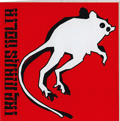 THE MARS VOLTA original vinyl sticker tarsier 2002