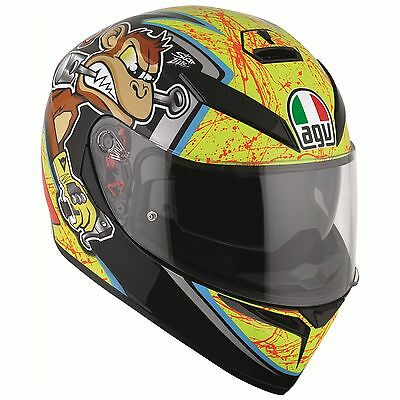 NEW AGV K-3 SV Bulega ML Helmet Yellow/Black