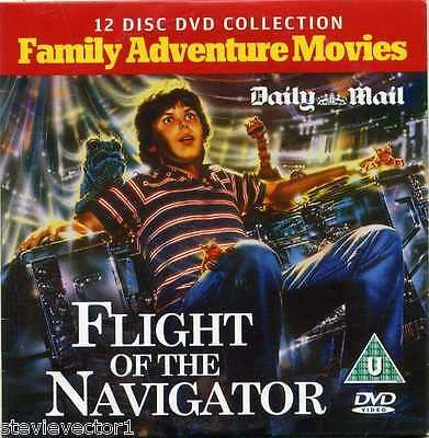 Flight Of The Navigator  - Joey Cramer - DVD