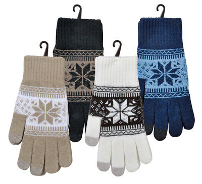 Winter Handschuhe Smartphone Handy iPhone Teenager Damen Herren Jungen