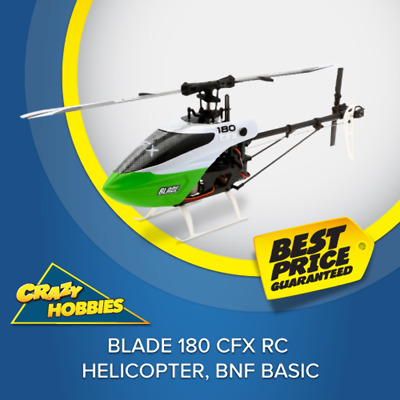 Blade 180 CFX RC Helicopter, BNF Basic #BLH3450 CRAZY HOBBIES