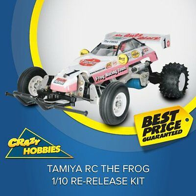 Tamiya RC The Frog - 1/10 Re-Release Kit #58354 CRAZY HOBBIES