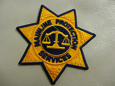 Mainline Protection Services..   Patch.