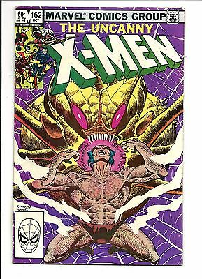 Uncanny X-Men # 162 (Oct 1982), Vf-