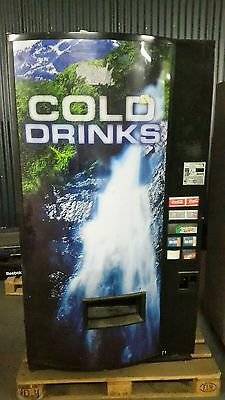 cold cans/drinks vending machine