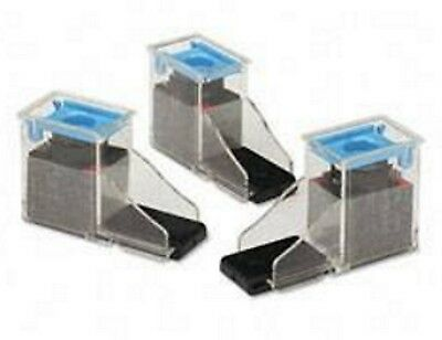 Canon 0248A001AA F23-0603-000 A1 Staple Cartridges for Copier Machines, 3 Pack