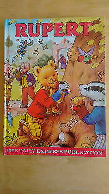 RUPERT the bear ANNUAL 1980 (combined postage available)