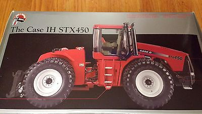 1/32 Precision Classics Series Case IH STX450 4wd tractor ERTL Tractor Detailed!