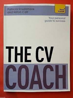 Teach Yourself  The CV Coach 9781471801532 Paperback NEW 1st CLASS SHIPPING