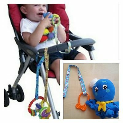 Sippy,Cup Strap,toy saver,Sophie giraffe strap for stroller or car seat{3 for2}