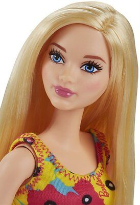 NEW! 2017 Barbie Girls Gorgeous Blonde Brand Entry Doll ~ New In Box