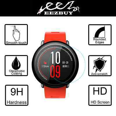 Tempered Glass Screen Protector Saver For Xiaomi Huami Smart Sports Watch