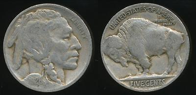United States, 1926 5 Cents, Buffalo Nickel - Very Good