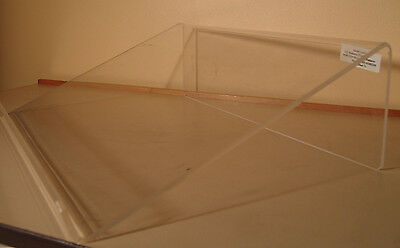Acrylic reading or display stand