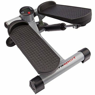 Exercise Ultrasport Up Down Stepper with Extra Large Non-Slip Treads, New