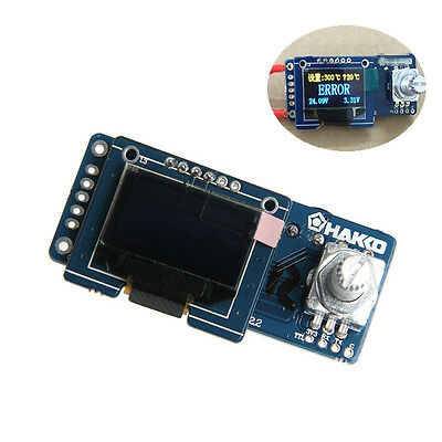 OLED Digital T12 Soldering Iron Station Temperature Controller Board Station New