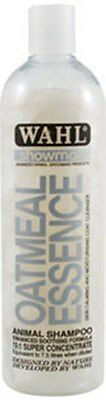 WAHL Showman 500ml Oatmeal Shampoo  15 to 1 Super Concentrate INC VAT & CARRIAGE