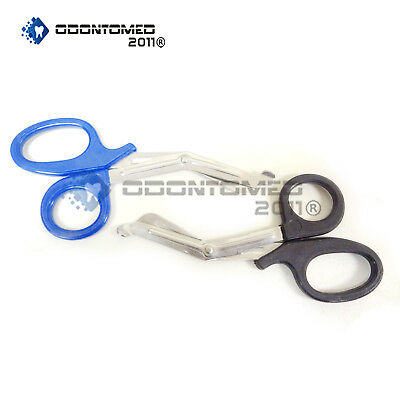 """New 2pc Combo 5 1/2"""" EMT Shears / Utility Scissors Medical First Aid & Emergency"""