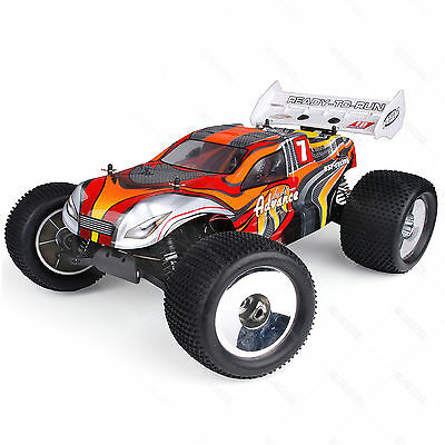 HSP 1/8 RC 4WD Brushless Electric Off Road Truggy 2.4Ghz 94061 08061-4