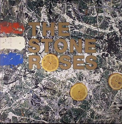 STONE ROSES, The - The Stone Roses - Vinyl (LP)