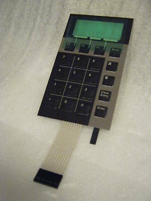 Keypads for MTS / CSM Motion Plus controllers 485328-01