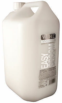 WAHL Easy Groom Professional Conditioner  5L 64 to1 Super Concentrate