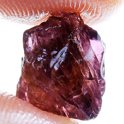 5.53 ct.Purple Pink Spinel Burma Natural Rough Gemstone Unheated Free shipping!!