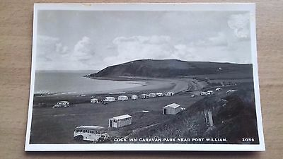 Scotland : Vintage Era, Cock Inn Caravan Park Near Port William, Auchenmalg
