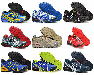 Men's Fashion Salomon Athletic Running Sports Outdoor Hiking Shoes Sneakers
